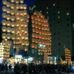 秋田竿燈まつり 2019 日程・開催時間・駐車場・屋台や見どころをご紹介します。