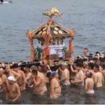 2019 江の島天王祭の日程と開催時間は?屋台情報などはこちら