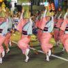 南越谷阿波踊り 2019 日程・屋台やテレビ放送も予定されている見どころをご紹介します。