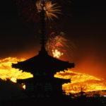 若草山山焼き 2020 日程・屋台・駐車場・穴場スポットや見どころをご紹介!
