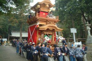 須賀神社大祭